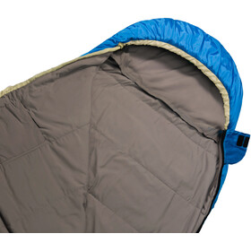 Grüezi-Bag Cloud Mummy Capricorn IV Sleeping Bag persian blue